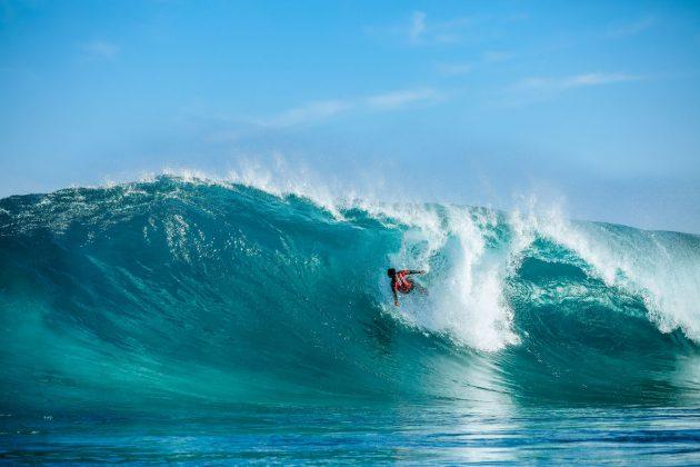 Willian Cardoso, Margaret River Pro 2019, The Box, Austrália. Foto: WSL / Dunbar.