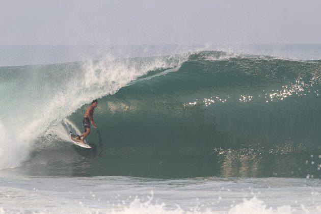 Cesar Petroni, Zicatela, Puerto Escondido, México. Foto: Miguel Diaz West Side.