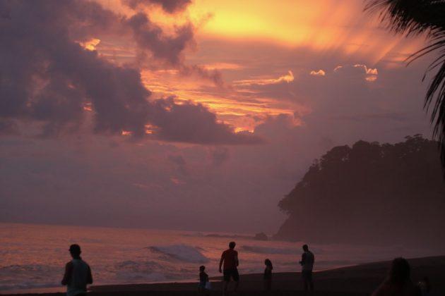 Playa Hermosa, Costa Rica. Foto: Kitson Alves.