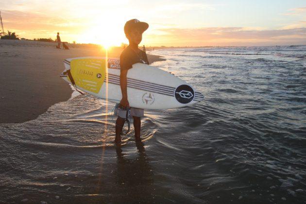 Matheus Jones, Baía Formosa (RN). Foto: Arquivo pessoal.