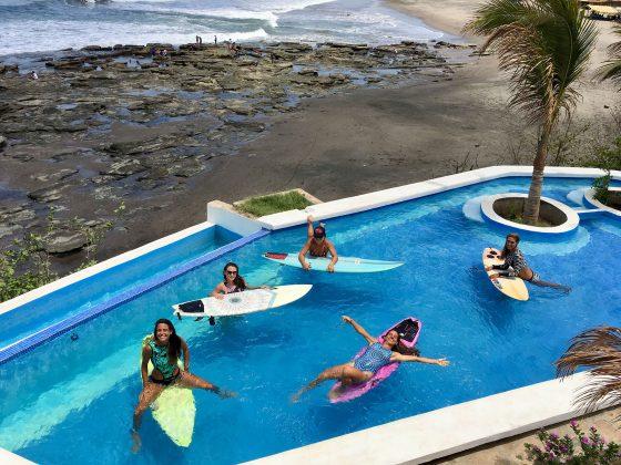 Dias bem vividos no Miramar Surf Camp, Nicarágua. Foto: Moana Filmes.