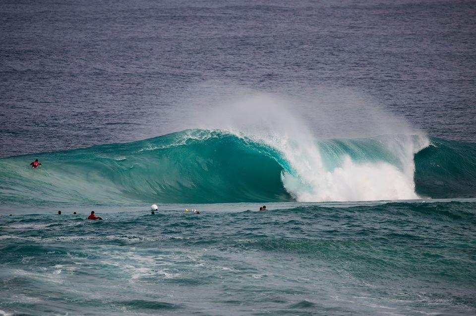 Temida onda de The Box pode ser opção caso o caldo engrosse na Austrália.