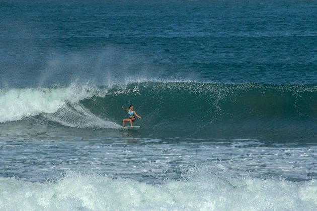 Miriam Koh, em Punta Miramar, Nicarágua. Foto: Alex Thompson.