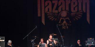 Nazareth volta ao Brasil