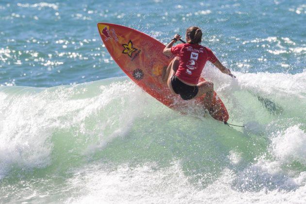 Nicole Pacelli, Neutrox Weekend 2019, praia da Tiririca, Itacaré (BA). Foto: Fabriciano Junior / Abrasp.