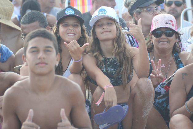 Público no Oi Rio Pro, Oi Rio Pro 2019, Barrinha, Saquarema (RJ). Foto: @clmimages.