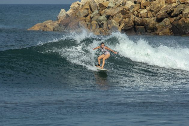 Roberta Lavalle, em Pipes, Nicarágua. Foto: Alex Thompson.