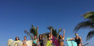 Meninas na Nicarágua