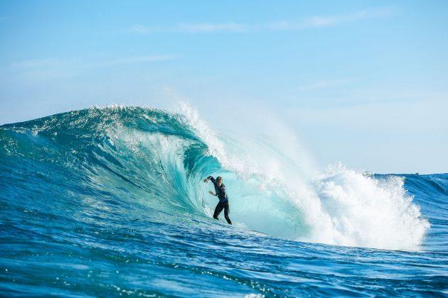 Sebastian Zietz, Margaret River Pro 2019, The Box, Austrália. Foto: WSL / Dunbar.