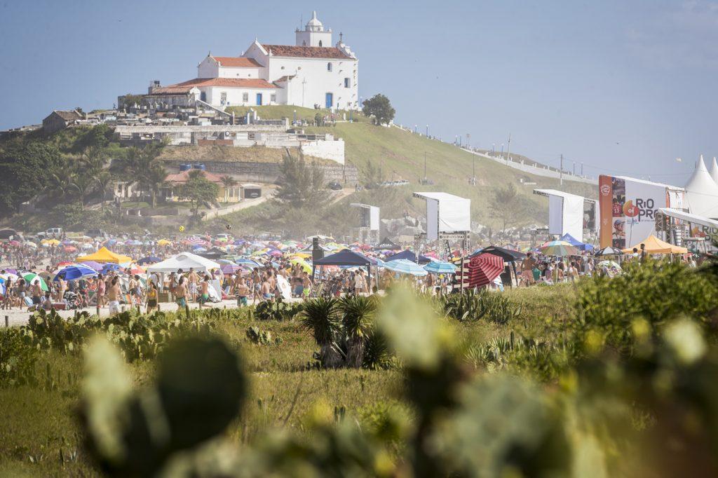 Localiza promete promover muitas ações em Saquarema, durante a próxima etapa do mundial no Brasil.