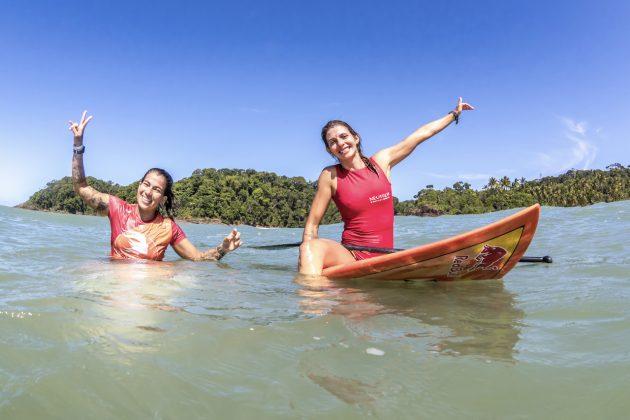 Silvana Lima e Nicole Pacelli, Neutrox Weekend 2019, praia da Tiririca, Itacaré (BA). Foto: Fabriciano Junior / Abrasp.