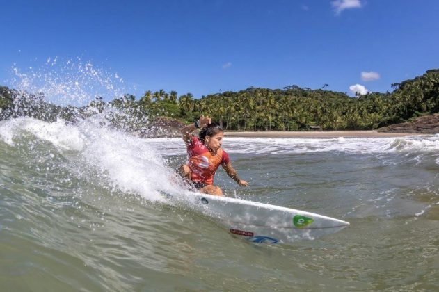 Silvana Lima, Neutrox Weekend 2019, praia da Tiririca, Itacaré (BA). Foto: Fabriciano Junior / Abrasp.
