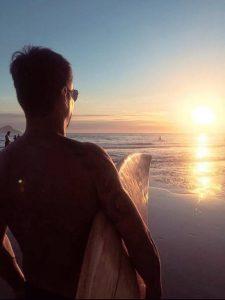 Surfista atuava como empresário na área de transporte de cargas na capital paulista.