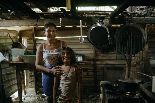 Agostina e Celeste, México. Foto: Bruno Rodrigues / Ecoa Filmes.