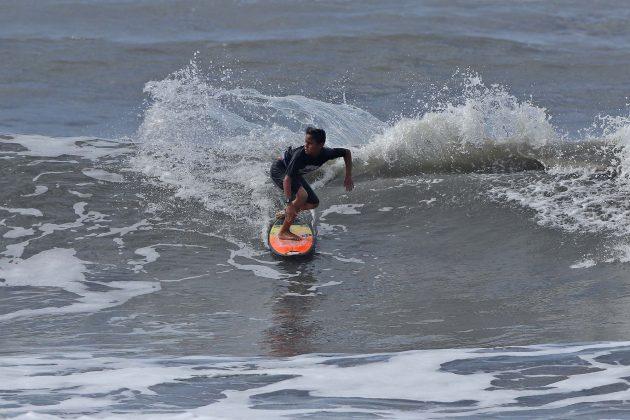 Antonio Vitorino, Hang Loose Surf Attack 2019, Perequê-Açú, Ubatuba (SP). Foto: Munir El Hage.