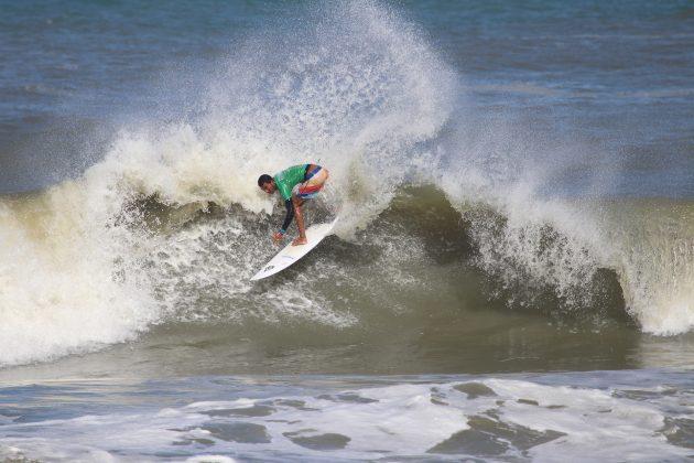 Artur Silva, Maricá Surf Pro / AM 2019, Ponta Negra (RJ). Foto: @surfetv / @carlosmatiasrj.