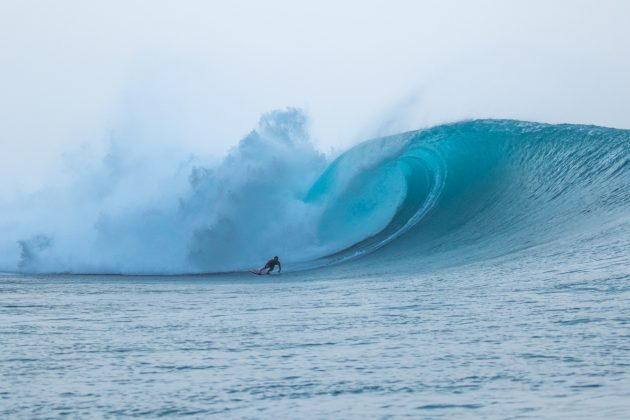 Bruno Santos, Kandui, Mentawai, Indonésia. Foto: @hiddenbayresortmentawais.