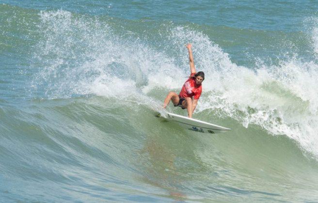 Camila Cassia, Macaé Surf Pro, Praia do Pecado (RJ). Foto: Leandro Foca.