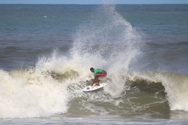 Cauã Costa, Maricá Surf Pro / AM 2019, Ponta Negra (RJ). Foto: @surfetv / @carlosmatiasrj.