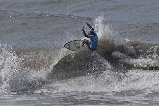 Daniel Duarte, Hang Loose Surf Attack 2019, Perequê-Açú, Ubatuba (SP). Foto: Munir El Hage.
