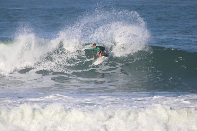 Daniel Templar, Maricá Surf Pro / AM 2019, Ponta Negra (RJ). Foto: @surfetv / @carlosmatiasrj.