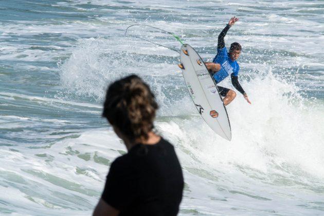 Felipe Oliveira, Macaé Surf Pro, Praia do Pecado (RJ). Foto: Leandro Foca.