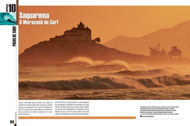 A Grande História do Surf Brasileiro. Foto: Reprodução.