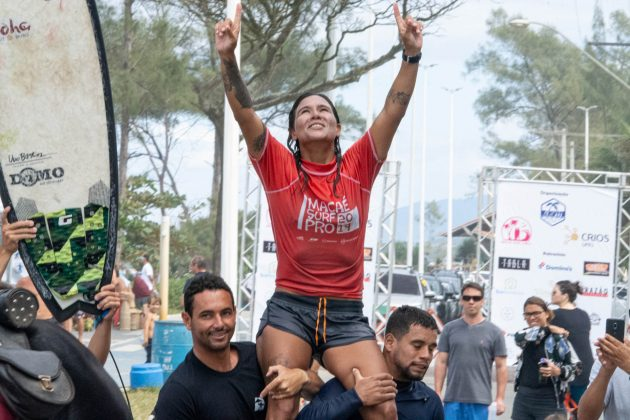 Gabriela Teixeira, Macaé Surf Pro, Praia do Pecado (RJ). Foto: Leandro Foca.