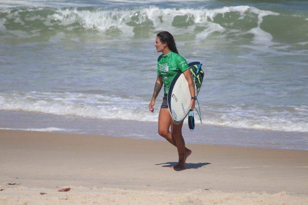 Gabriela Teixeira, Maricá Surf Pro / AM 2019, Ponta Negra (RJ). Foto: @surfetv / @carlosmatiasrj.