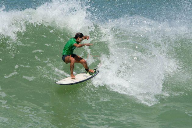 Gabriela Texeira, Macaé Surf Pro, Praia do Pecado (RJ). Foto: Leandro Foca.