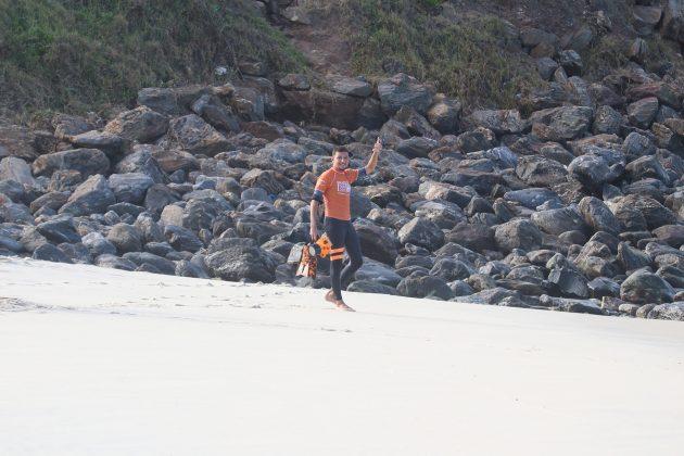 Gleyson Silva, Maricá Surf Pro / AM 2019, Ponta Negra (RJ). Foto: @surfetv / @carlosmatiasrj.