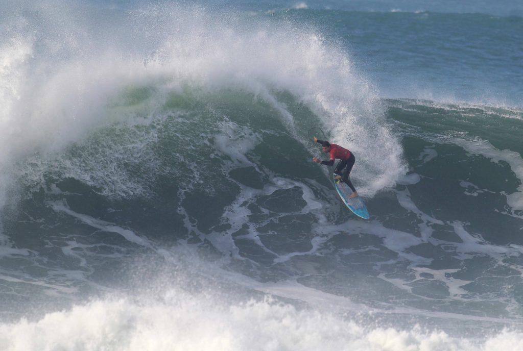 Guilherme Ferreira impõe respeito em casa e fatura título na Open.