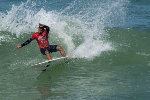 Guilherme Lopes, Macaé Surf Pro, Praia do Pecado (RJ). Foto: Leandro Foca.