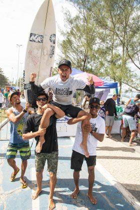 Igor Moraes, Macaé Surf Pro, Praia do Pecado (RJ). Foto: Leandro Foca.