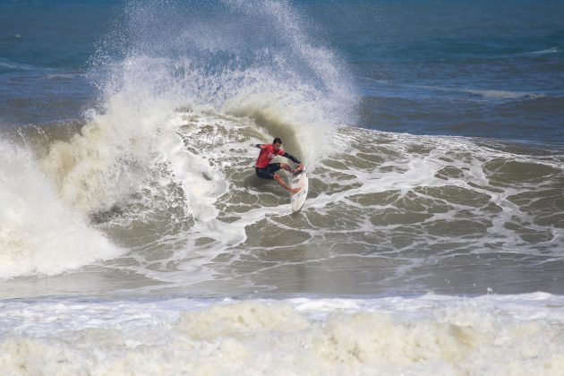 Igor Morais, Maricá Surf Pro / AM 2019, Ponta Negra (RJ). Foto: @surfetv / @carlosmatiasrj.