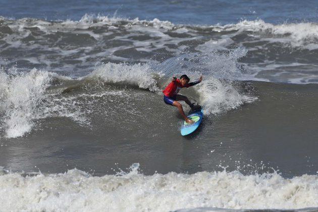João Vitor, Hang Loose Surf Attack 2019, Perequê-Açú, Ubatuba (SP). Foto: Munir El Hage.