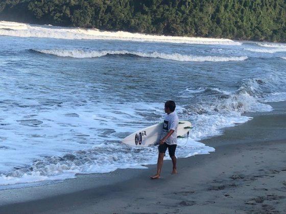 Kailani Rennó, Hang Loose Surf Attack 2019, Perequê-Açú, Ubatuba (SP). Foto: Fábio Maradei.