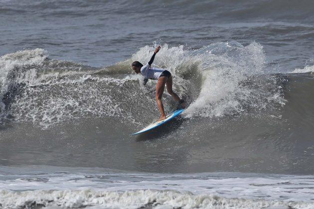 Kamile Soares, Hang Loose Surf Attack 2019, Perequê-Açú, Ubatuba (SP). Foto: Munir El Hage.