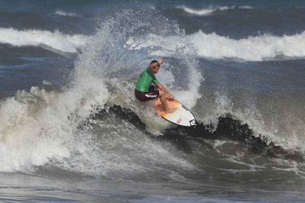 Leo Casal, Hang Loose Surf Attack 2019, Perequê-Açú, Ubatuba (SP). Foto: Munir El Hage.