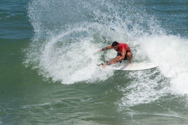 Leo Neves, Macaé Surf Pro, Praia do Pecado (RJ). Foto: Leandro Foca.