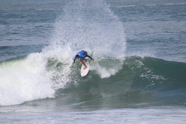 Luan Carvalho, Maricá Surf Pro / AM 2019, Ponta Negra (RJ). Foto: @surfetv / @carlosmatiasrj.