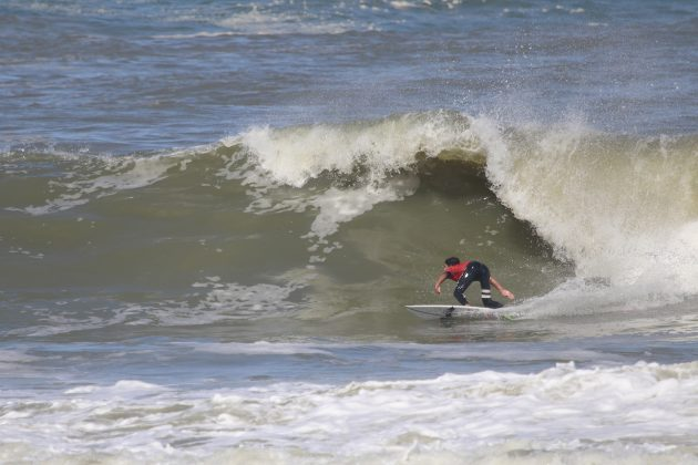 Luiz Fernando Neiva, Maricá Surf Pro / AM 2019, Ponta Negra (RJ). Foto: @surfetv / @carlosmatiasrj.