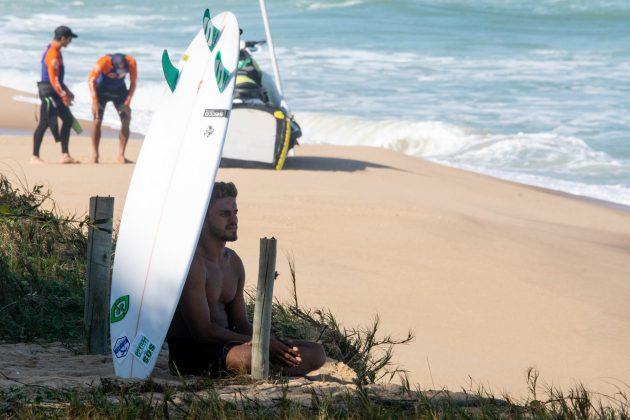 Matheus Faria, Macaé Surf Pro, Praia do Pecado (RJ). Foto: Leandro Foca.