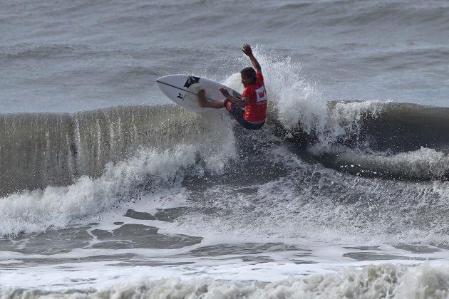 Matheus Neves, Hang Loose Surf Attack 2019, Perequê-Açú, Ubatuba (SP). Foto: Munir El Hage.