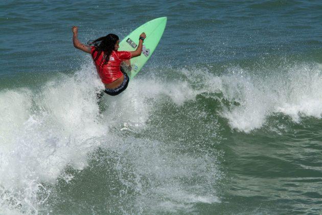 Monik Santos, Macaé Surf Pro, Praia do Pecado (RJ). Foto: Leandro Foca.