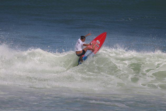 Monik Santos, Maricá Surf Pro / AM 2019, Ponta Negra (RJ). Foto: @surfetv / @carlosmatiasrj.