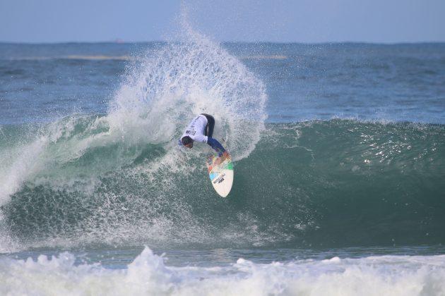 Odarci Nonato, Maricá Surf Pro / AM 2019, Ponta Negra (RJ). Foto: @surfetv / @carlosmatiasrj.