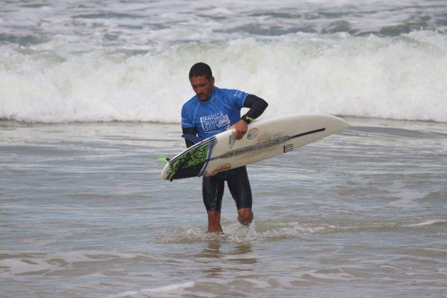 Paulo Roberto, Maricá Surf Pro / AM 2019, Ponta Negra (RJ). Foto: @surfetv / @carlosmatiasrj.