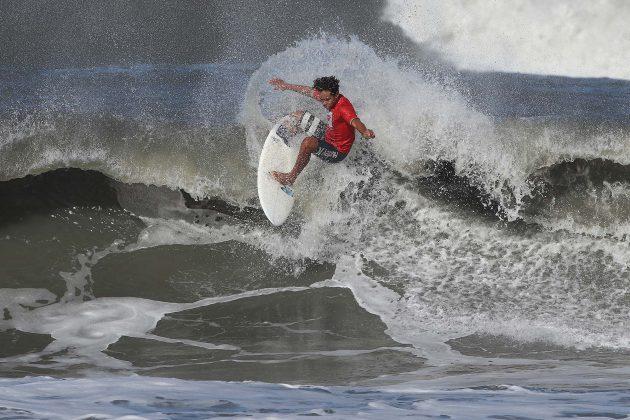 Pedro Araújo, Hang Loose Surf Attack 2019, Perequê-Açú, Ubatuba (SP). Foto: Munir El Hage.