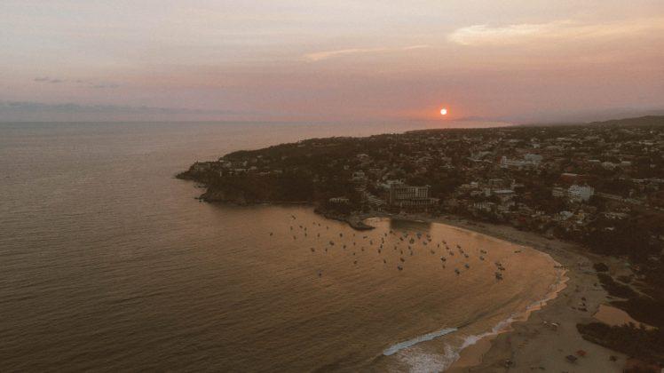 Puerto Escondido, México. Foto: André Carvalho / Ecoa Filmes.